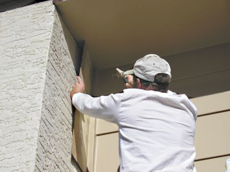exterior house spray painting tips home painting