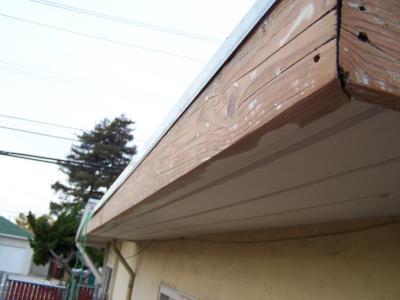 Repainting Exterior Trim
