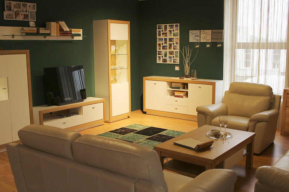painting your living room paint with dark furniture the practical house guide green