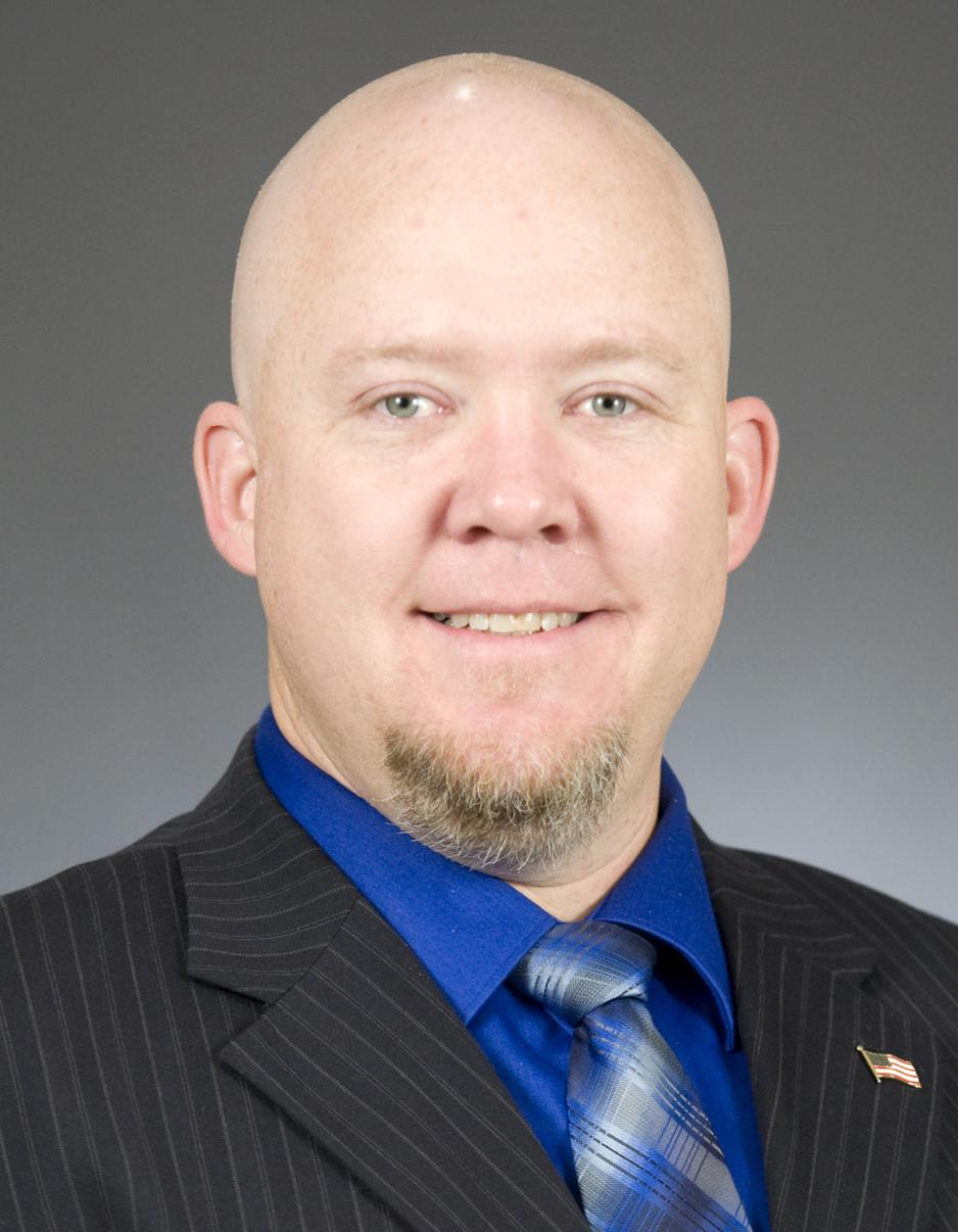 Representative Jason Isaacson