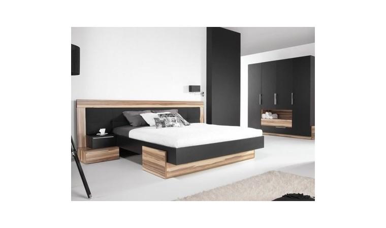 lit armoire black