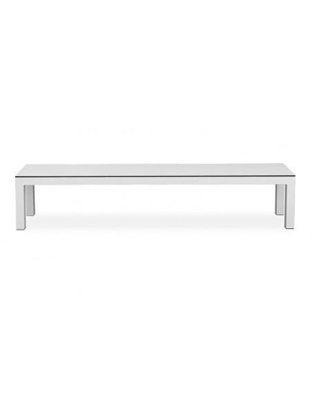 banc design pour table a manger exterieure leuven 200 cm