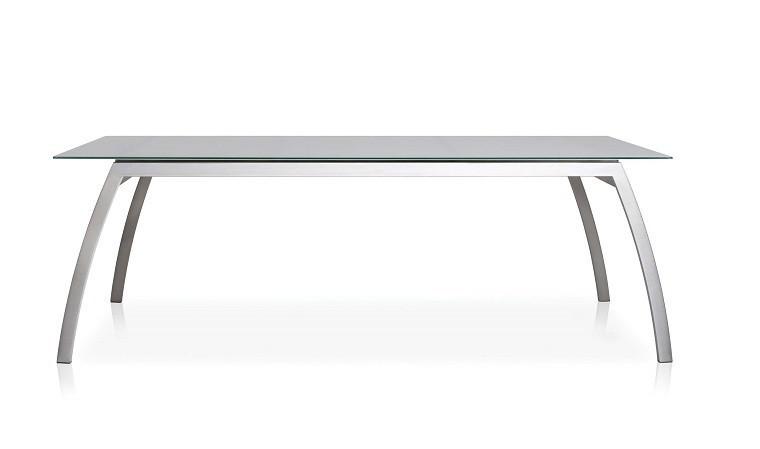 table jardin luxe plateau ceramique 220 cm fornix f1