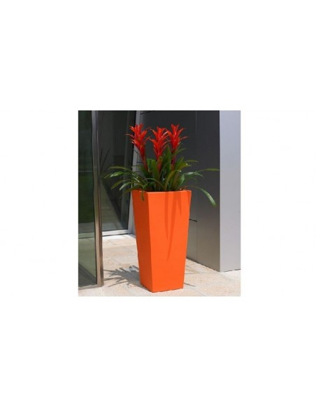 pot de fleur design colore kiam