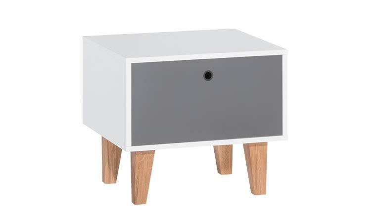chevet chambre enfant 1 tiroir concept