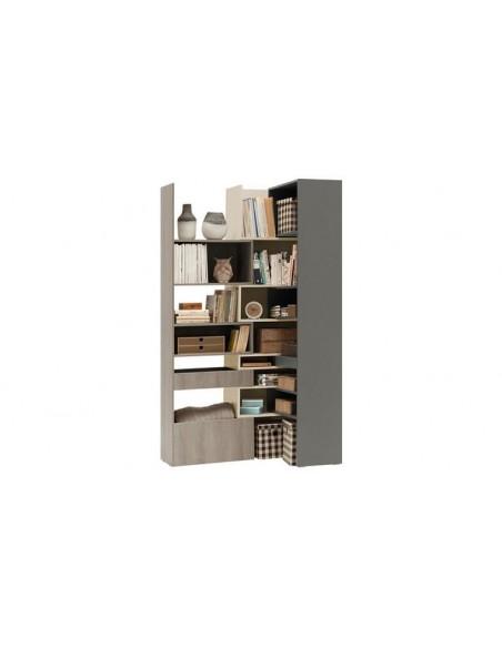 bibliotheque modulable design lori