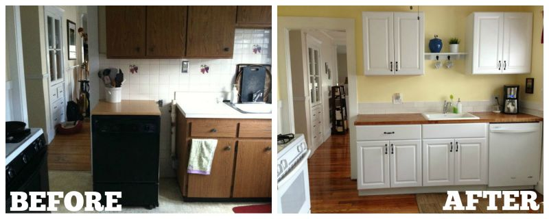 home depot kitchen remodeling aid gas cooktop diy cabinets ikea vs house and hammer before after