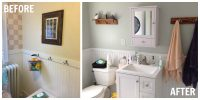Bathroom remodel: Part 2 | House and Hammer