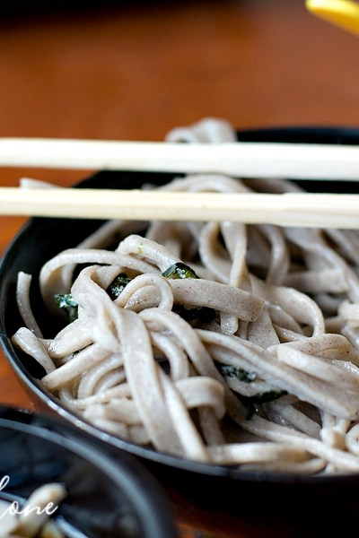 Soba Noodle Making