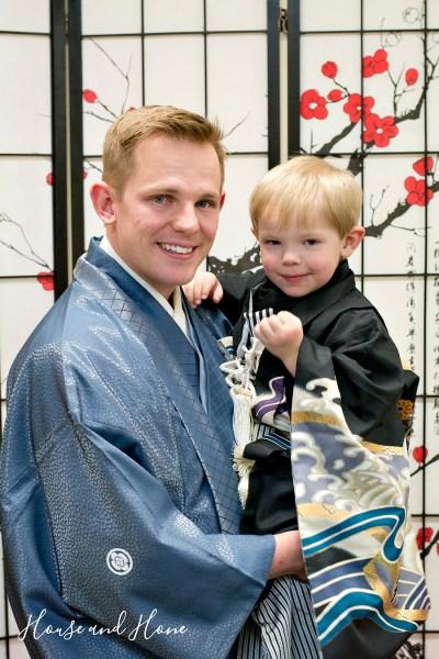 Kimono Mini Shoot