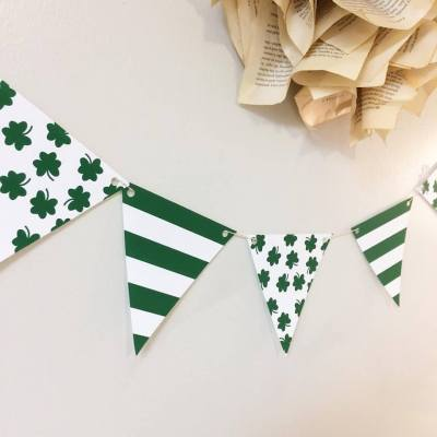St. Patrick's Day Banner- Freebie!