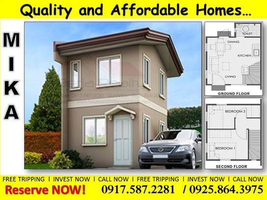 House For Sale In Angeles Pampanga Camella Homes Pampanga