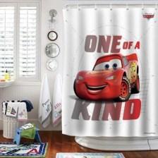 One of a kind, McQueen! Disney Κουρτίνες μπάνιου 150 x 180 cm
