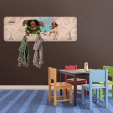 Moana and Maui together Disney Κρεμάστρες & Καλόγεροι 45 cm x 1.38cm