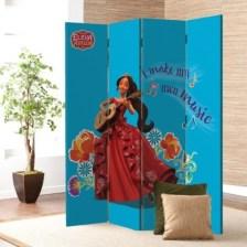 Φτιάξε τη Μουσική σου, Elena of Avalor Disney Παραβάν 80x180 cm [Δίφυλλο]