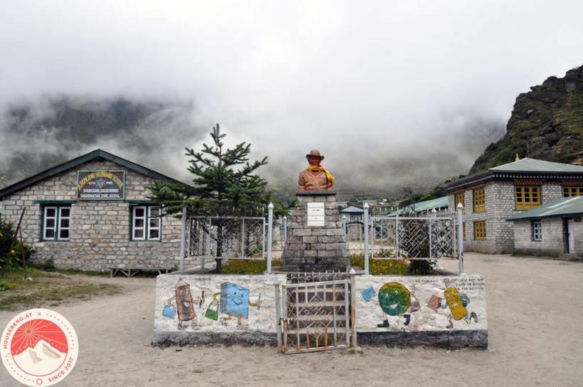 Khumjung Secondary School (Sir Edmund Hillary School)