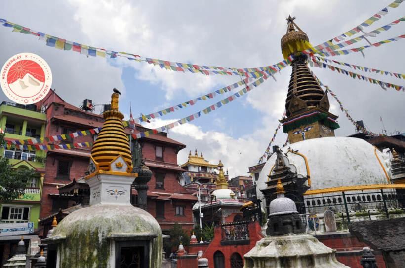 Swyambhu-Stupa-Kathmandu