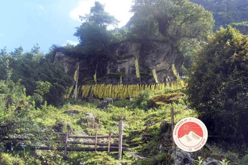 Gebetsfahnen Khumbu