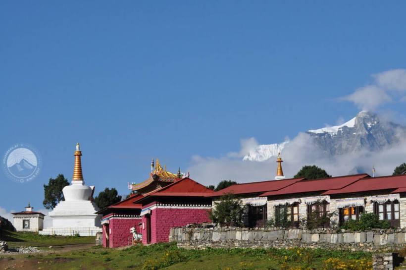 Tengoche, Solokhumbu, Nepal