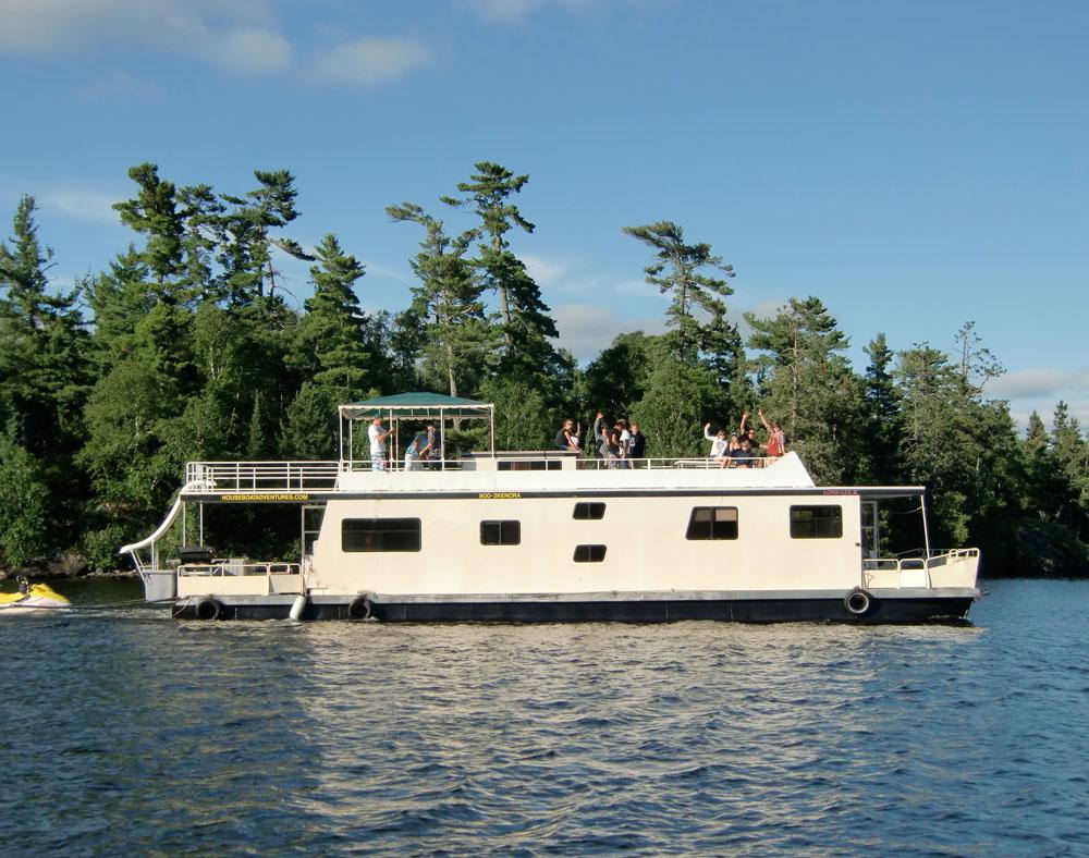 58 Houseboat  Houseboat Adventures Inc