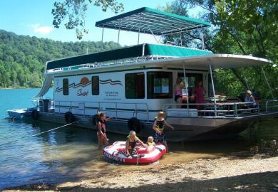 Best Houseboat Rentals Dale Hollow