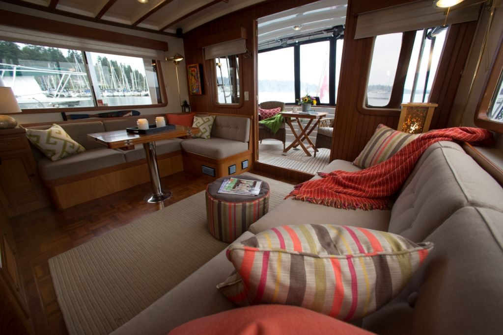 Designing A BrandNew Boat Interiors are important  Houseboat Magazine