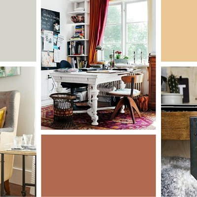 Office Makeover Week Two – Design & Planning