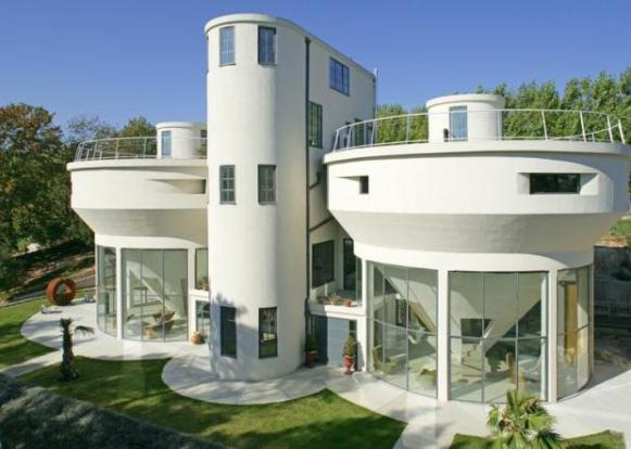 Water Tower House House Critic