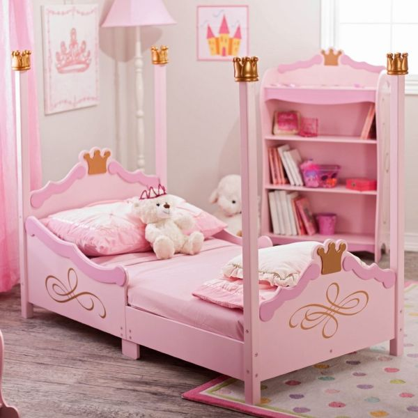 Sweet Sleep In Toddler Bed Castle
