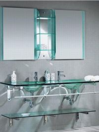 Small Bathroom Shelves Glass. bathroom amusing small