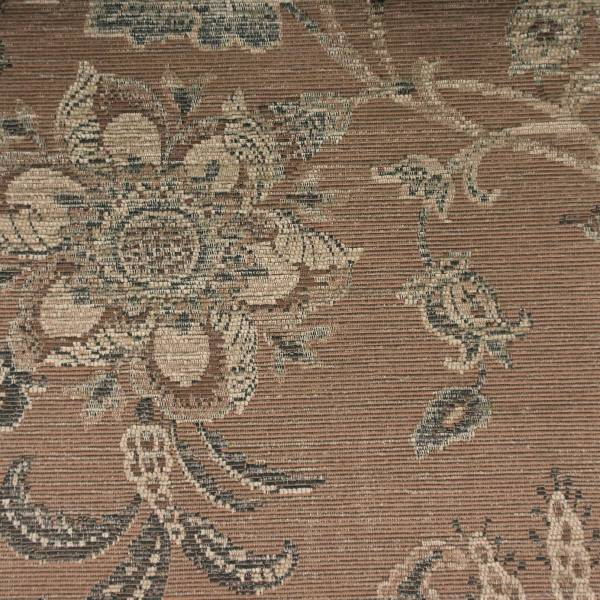 Angers Fabric - Taupe Angerstaupe Warwick Legacy Tapestry Collection