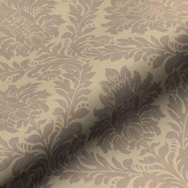 Littlehampton Fabric - Purple Littlehamptonpurple Art
