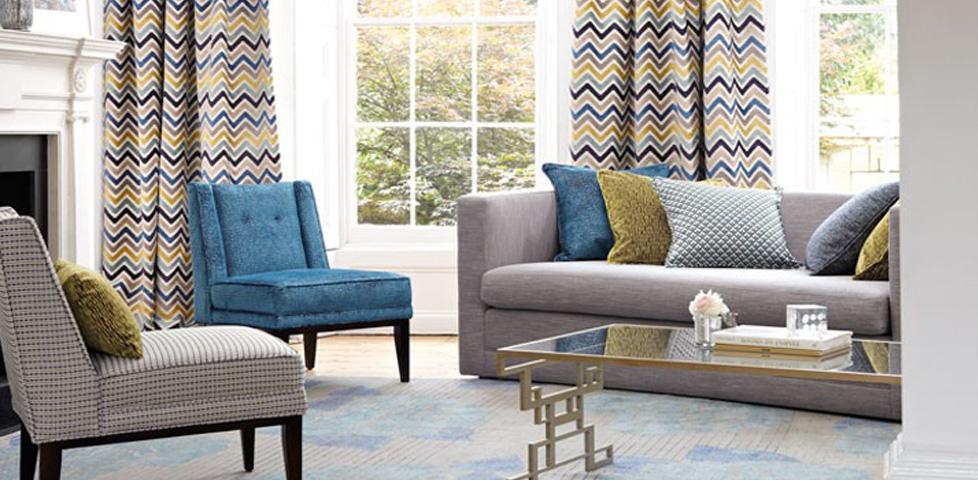 Romo Designer Fabric and Wallpaper
