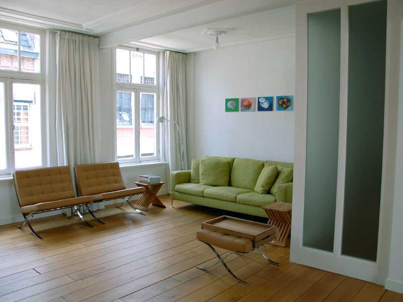 Renovatie interieur en schilderwerk voor herenhuis