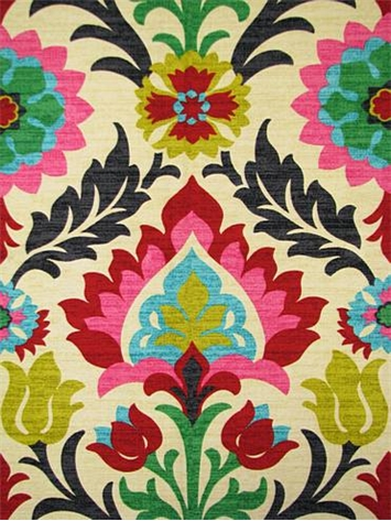 Santa Maria Desert Flower  Fabric By Style  Fabric by