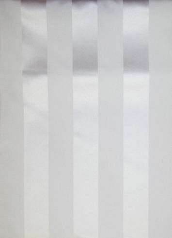 White Satin Stripe  Party Decorating Fabric