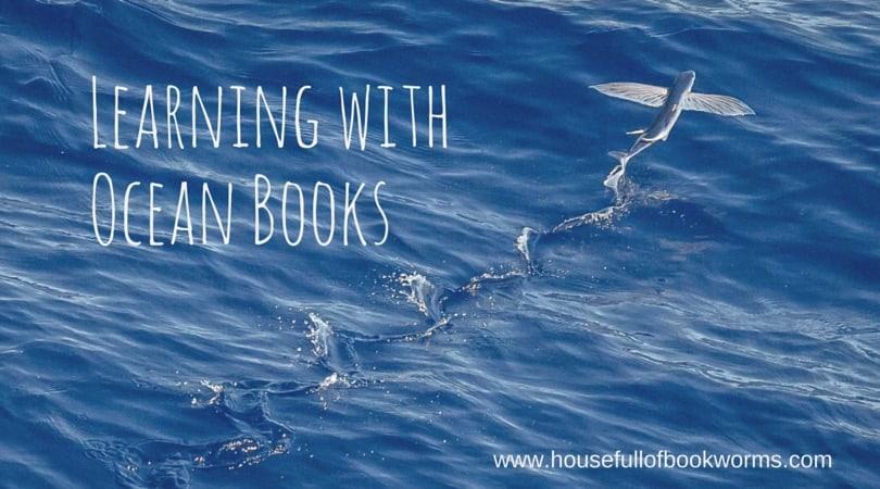 Ocean Themed Books for Preschoolers