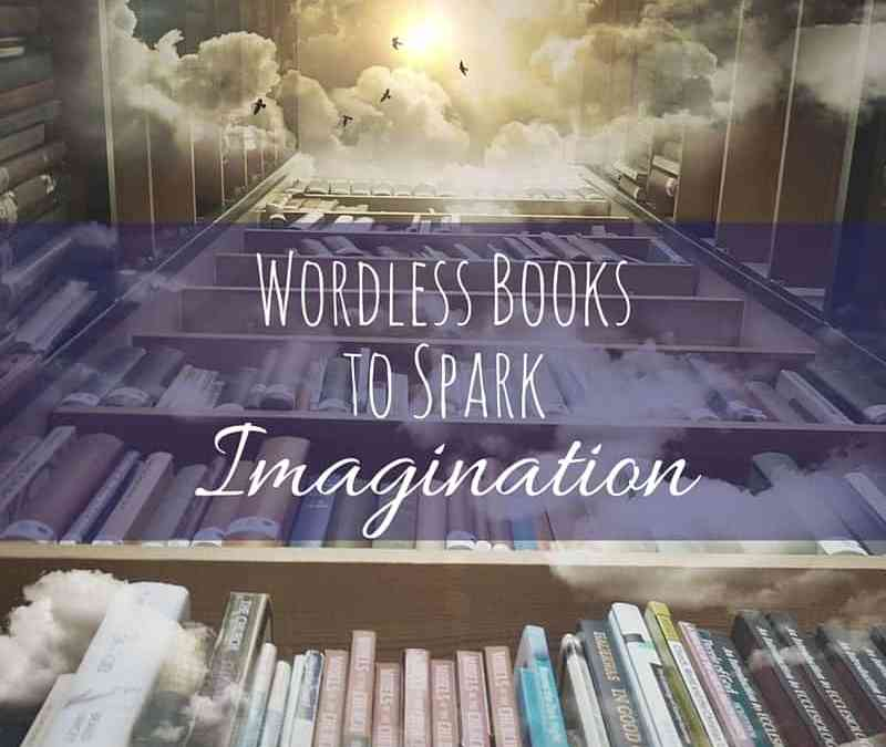 Wordless Books to Spark Imagination