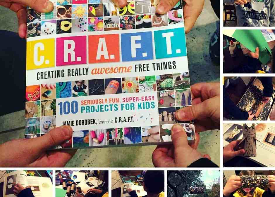 I Want to Do a C.R.A.F.T. Creating Really Awesome Free Things