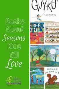 books about seasons