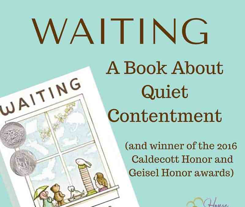 Waiting by Kevin Henkes: A Picture Book About Quiet Contentment