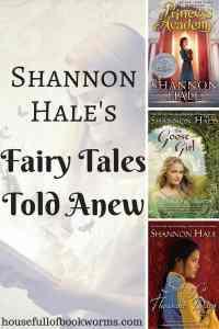 Shannon Hale Fairy Tales