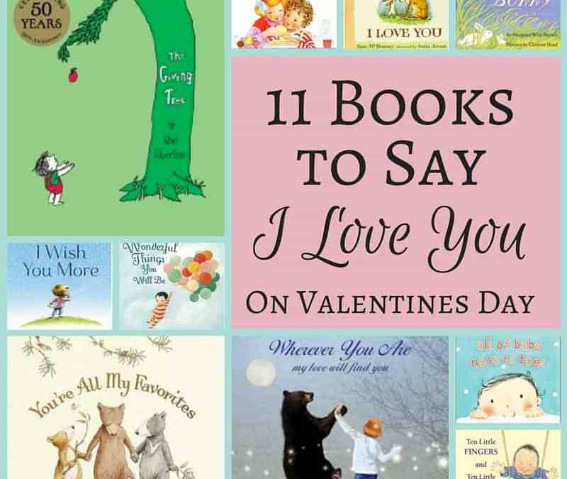 Books to Say I Love You