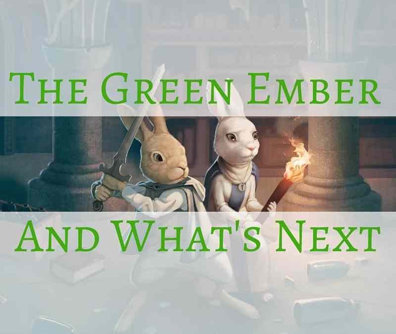 The Green Ember and Ember Falls Kickstarter