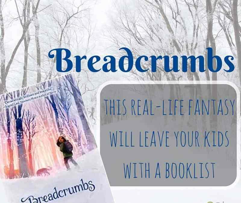 Breadcrumbs book by anne ursu