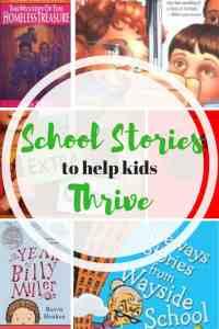 School Stories to help kids Thrive