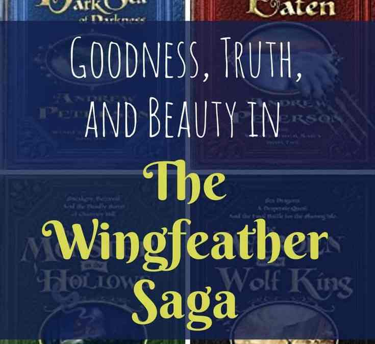 The Wingfeather Saga by Andrew Peterson