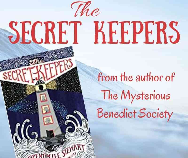 The Secret Keepers (New from the Author of The Mysterious Benedict Society)