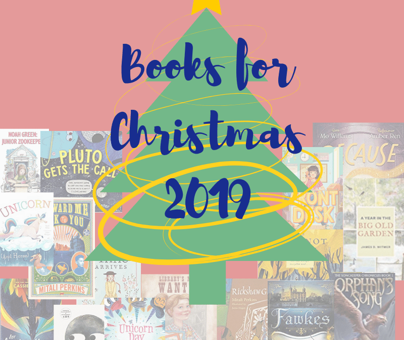 Kids Books for Christmas List 2019
