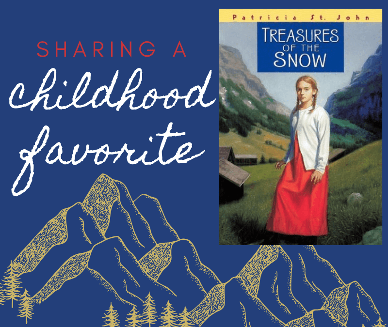 Treasures of the Snow–A Childhood Favorite